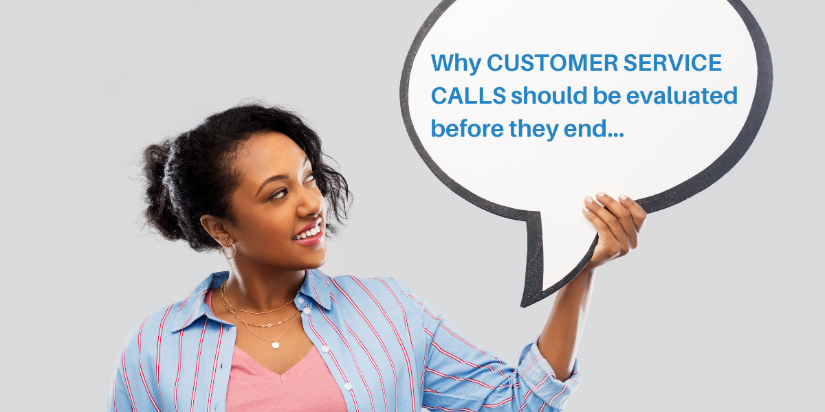 2 Evaluating Customer Service Calls