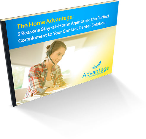 Stay At Home Call Center Agents Contact Center Solution