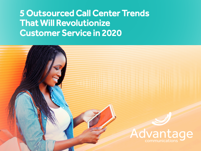 2020 Contact Center Trends Flat Cover