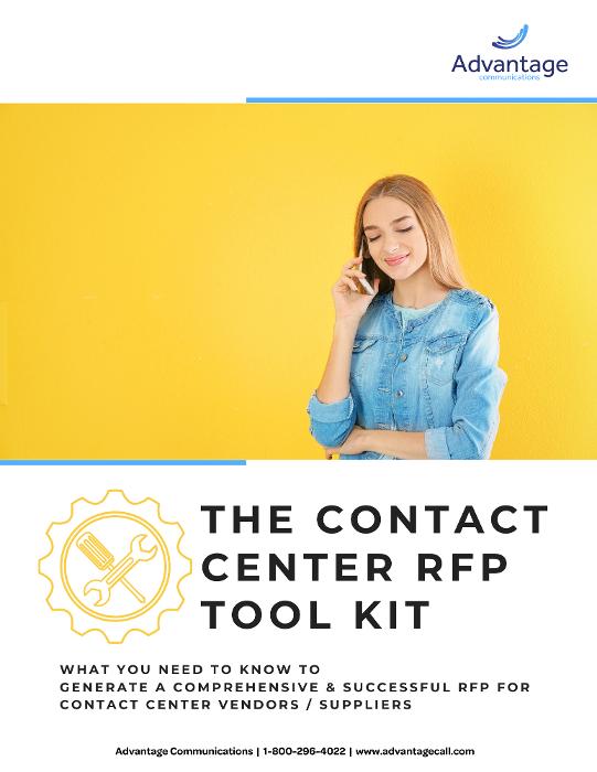 Contact Center Tool Kit