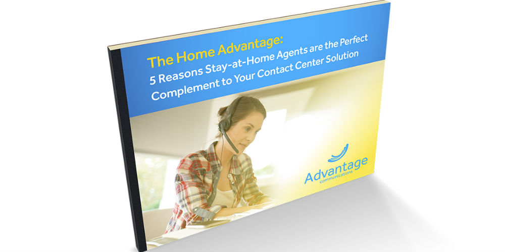 The Home Advantage Ebook cover