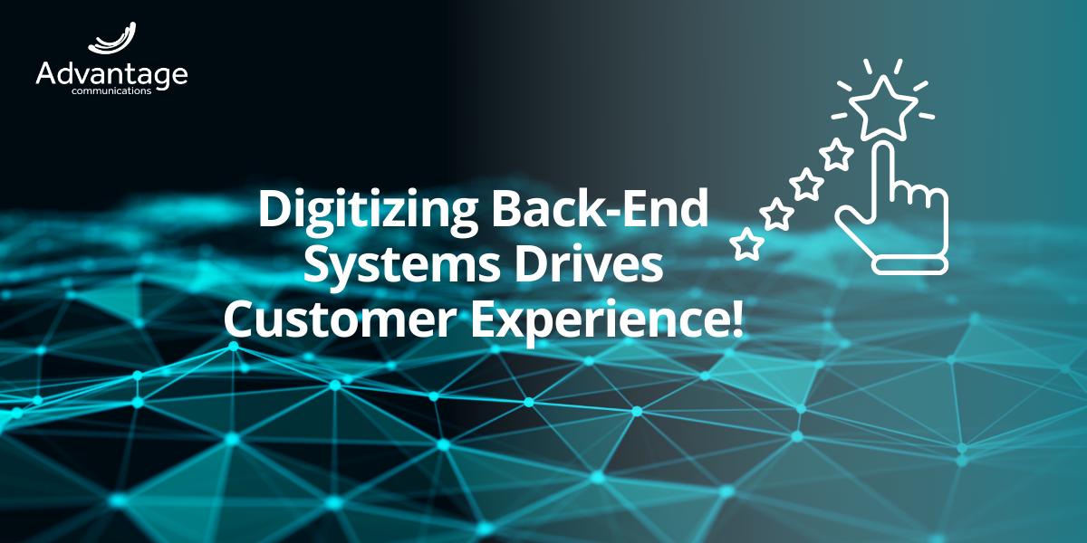 Digitizing Customer Experience