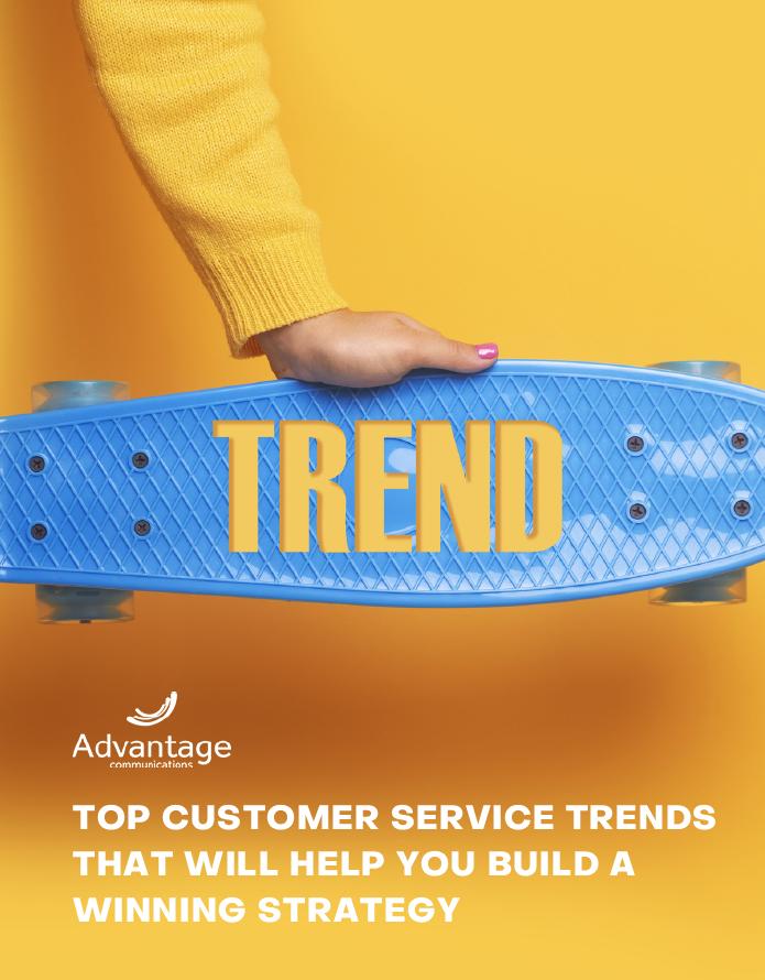 Top Customer Service Trends 2021
