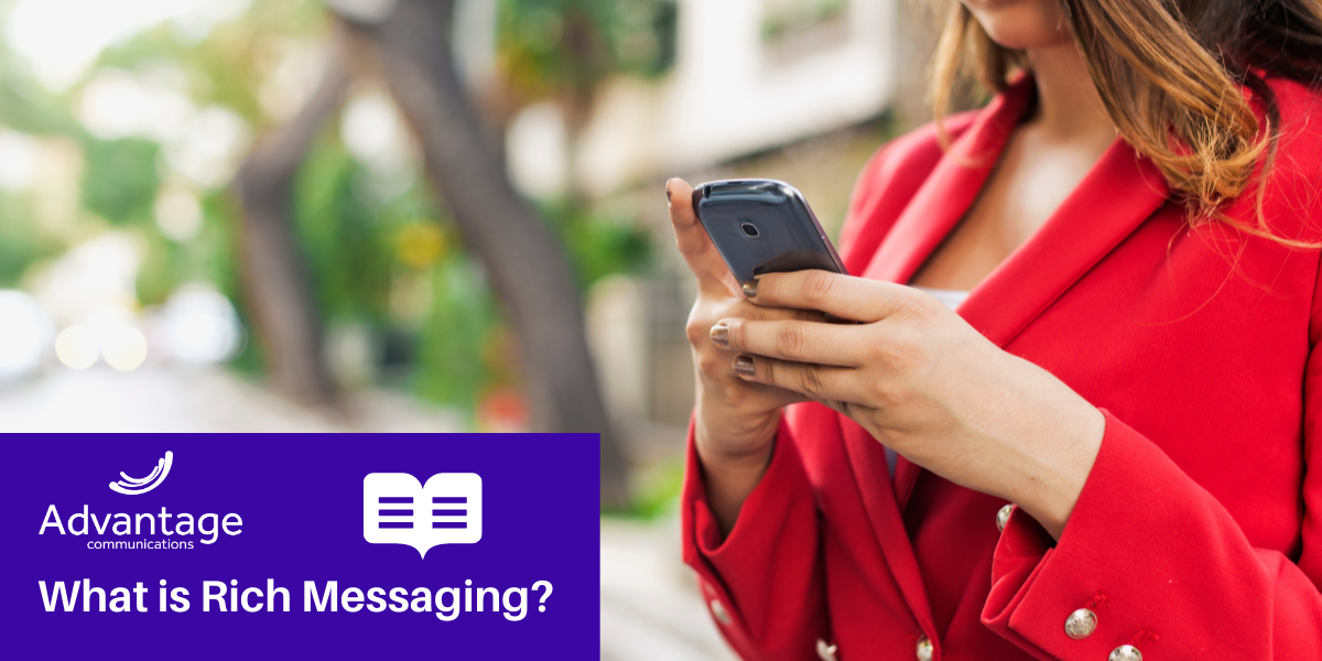 What is Rich Messaging