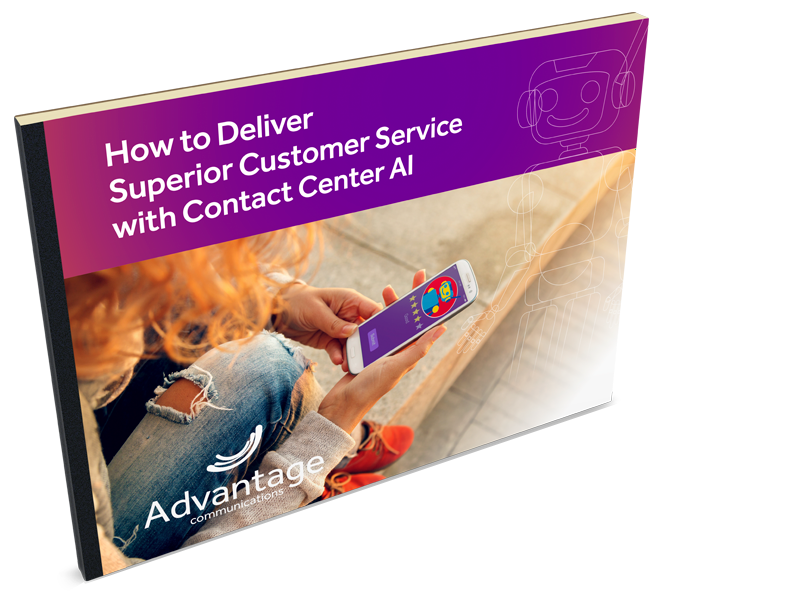 Contact Center AI eBook