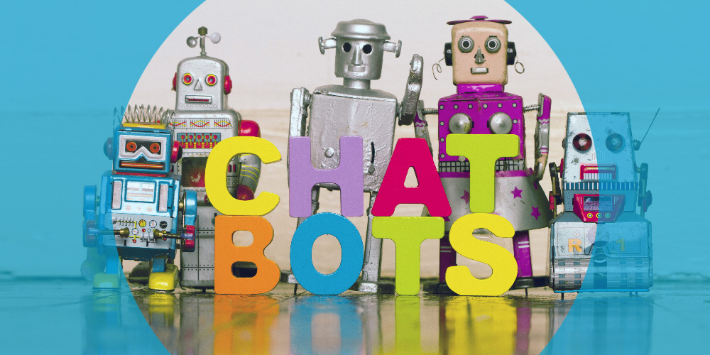Chatbots and robots