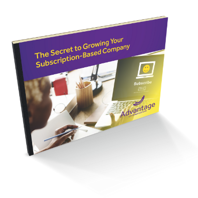 Subscription-Based Company eBook COVER