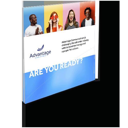 advantage jamaica contact center brochure
