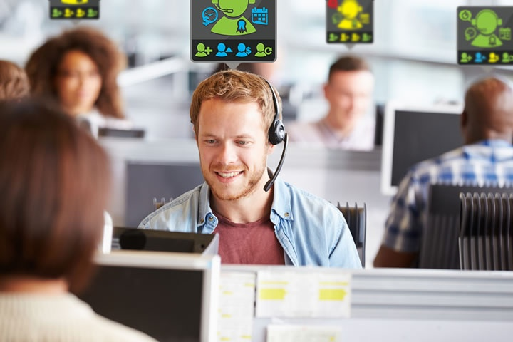 happy-call-center