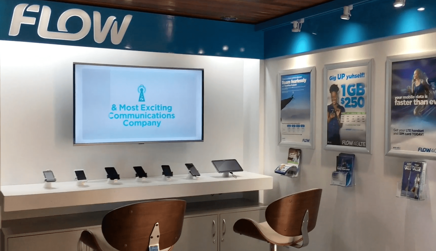 The Flow Experience Center