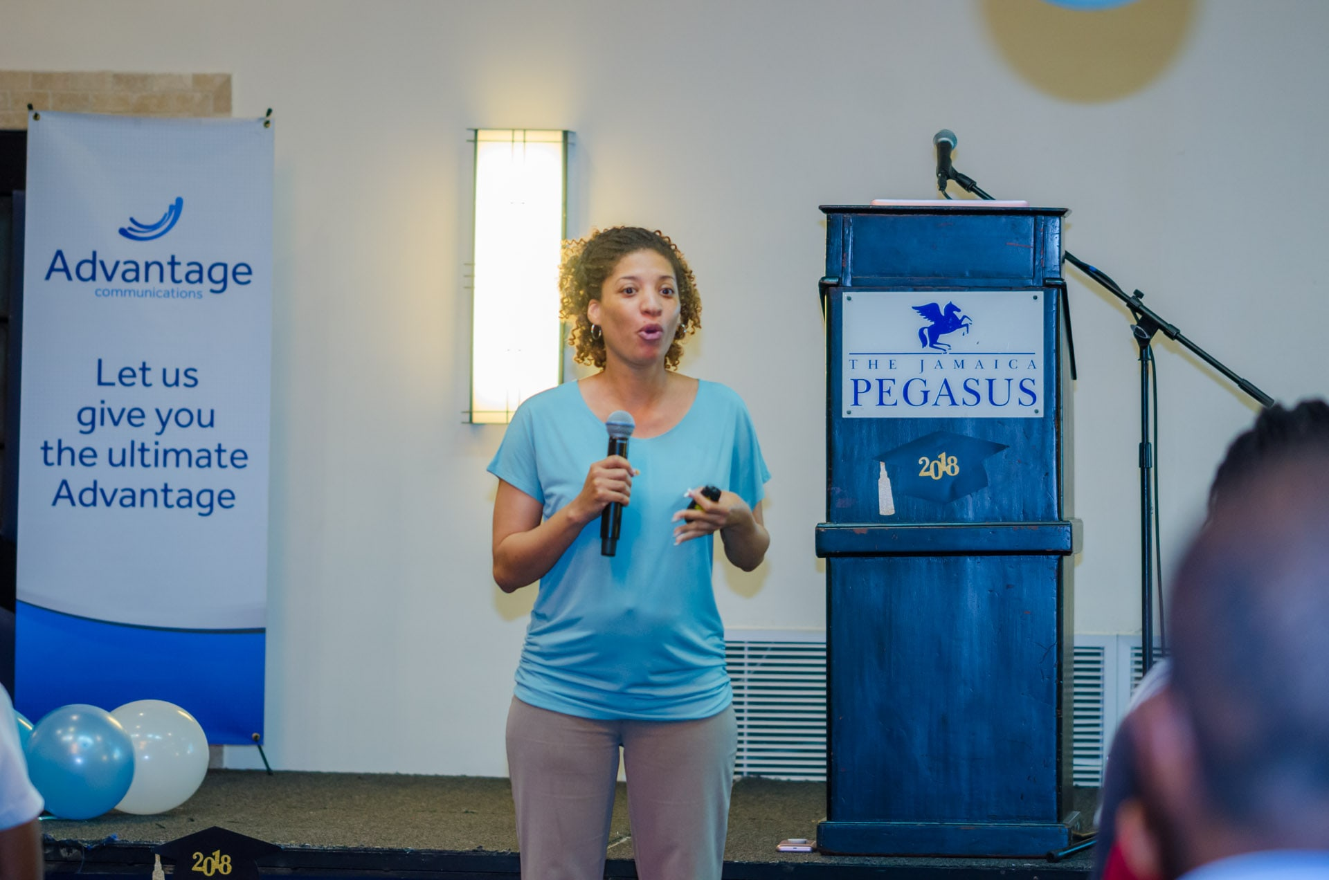Advantage Communications Leadership Awards - Jamaica