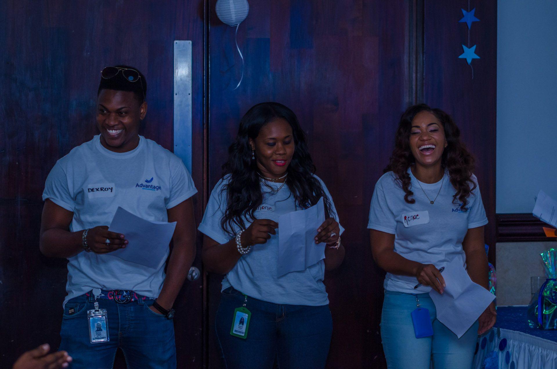 Happy ACI Employees